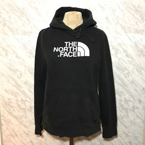 The North Face Hoodie Black Medium